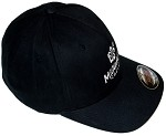 Miguel's Flex Fit Hat - Black